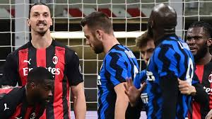 What did Ibrahimovic say to Lukaku in Milan derby fight & will they be  banned?
