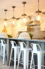 beach pendant light. Breakfast Bar Lights Globe Pendant Light Kitchen Beach With Stools