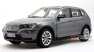 1/18 BMW X3 (Grey)  I