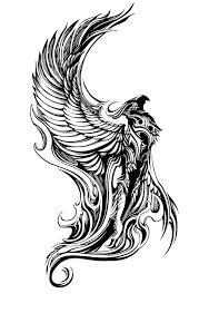 36 Obrázků A Nápadů Na Phoenix Tattoo