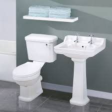 Toilet And Sink In One Carlton Traditional Toilet And Basin Set One Should Think About