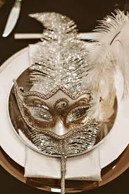 Masquerade Mask Table Decorations How to Style Your Reception Tables warehouse 60 18