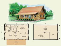 One Room Cabin Kits Interesting Small House Plans With Loft In Decor