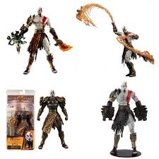 "<b>Neca 7</b>"" <b>God of</b> War PVC Toys Kratos Action Figure Doll Model ..."