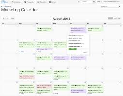 What Is A Marketing Calendar Unified marketing calendar now live Salesforce Pardot 2