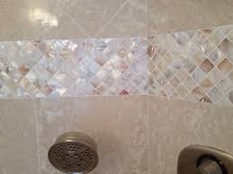 Circle Tiles Understanding The Thickness Of Mother Of Pearl Tile Tile Circle