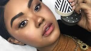 korean makeup for darker skin tones innisfree cushion review first impressions kenniejd