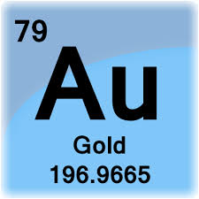 Element Cell For Gold In 2019 Periodic Table Period Table