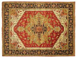 new traditional hand knotted heriz serapi 9x12 red oriental wool area rug h3536 traditional area rugs by manhattan rugs
