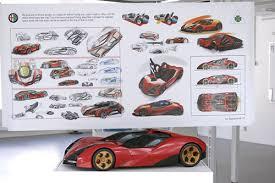 Дипломные проекты umea institute of design Фотогалерея  Юрий Баскаков представил проект семейного суперкара alfa romeo quattroposti Дизайнер умудрился разместить в низкой среднемоторной машине четверых человек