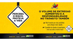 Maio Amarelo | Campanha digital do Maio Amarelo 2020 conta com o apoio do  Ministério da Infraestrutura