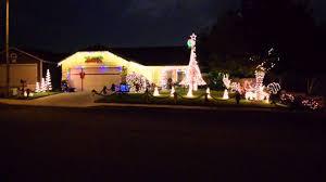 Let It Go Christmas Light Show Frozen Let It Go Christmas Light Show 2014
