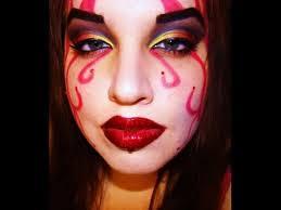 she devil make up tutorial requested