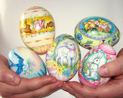 Pretty Egg Designs Painting Ideas For Gourd Eggs Very Pretty Easter Egg
