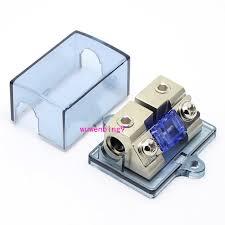 online shop mini one way single auto car fuse box holder online shop mini one way single auto car fuse box holder cover heavy duty aliexpress mobile