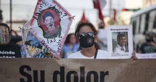 """If the trust is eliminated, we will not be able to continue searching"""":  families of the disappeared 