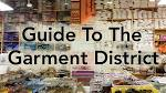 The NYC Garment District and fabric guide. PaulaNadelstern