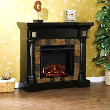 fireplace entertainment center black corner enterprise electric in 26mms9626 nb157