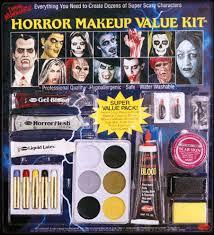 horror makeup kit emo