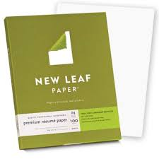 Southworth Resume Paper 15 85 New Leaf Paper Premium Resume Paper White Sold By