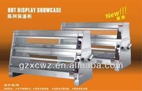 Hot Food Display Stands Custom Hot Food Display Warmer Electric Heated Display Showcasehot Food