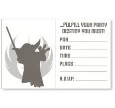 star wars birthday invite template star wars birthday party invitations template us on star wars party