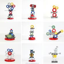 Magnetism for Kids : Magnetic Sculptures | Sculpture, Magnets and ...