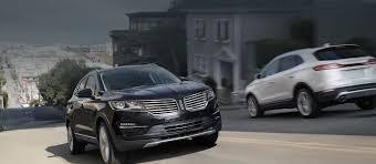 luxury full size suv lincoln mkc vs mkx vs navigator luxury suv crossover comparison