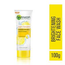 Garnier Light Face Wash 100g