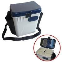 <b>Ящики</b> и сумки для рыбалки <b>Salmo</b> - купить в интернет-магазине ...