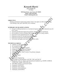 mechanical sample resume download the mechanical engineer resume sample three in pdf