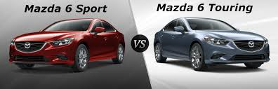 mazda 6 2016 sport. difference between mazda 6 sport and touring 2016