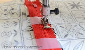 Zipper Foot For Brother Sewing Machine
