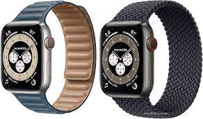 Apple Watch Edition Series 6 pictures ...
