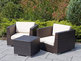 Image of: New Rattan Furniture