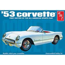 AMT 1/25 1953 Chevy Corvette   TowerHobbies.com