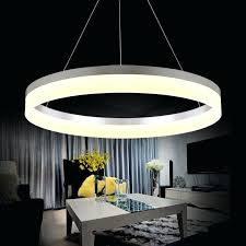 modern led chandeliers ring chandelier light india