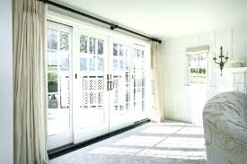 patio doors cost cost of sliding glass doors modern patio door curtains my journey 3 panel patio doors cost