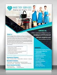 Commercial Cleaning Flyers Cleaning Company Flyer Magdalene Project Org