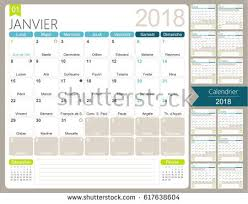 monthly calendar 2018 template english calendar template year 2018 set stock vector 577699357