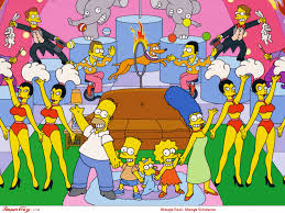 Simpsons Wallpaper For Bedroom 17 Best Images About The Simpsons On Pinterest Very Funny Foxes