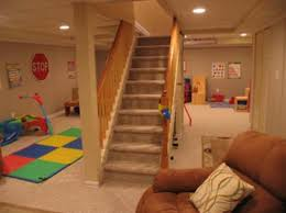 Gallery of Finished Basement Ideas For Kids