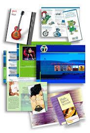 Brochure Design: Corporate Brochure Design, Brochure Graphic Design ...