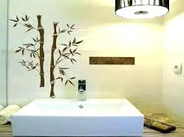art bathroom pass wall in ideas for hangings decoration ba
