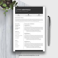 Digital Resume Templates Resume Template Download Creative Cv Template Resume