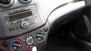 2008 Chevrolet Aveo LS start up, tour - YouTube