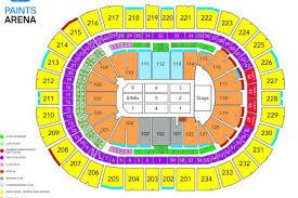 Darien Lake Concert Seating Chart Microsoft Theatre Seating Chart Main Wrigley Field Seating
