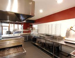 Bbq Restaurant Kitchen Design