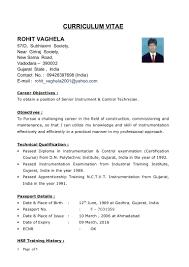 Best Resume Format For Freshers Mechanical Engineers Eliolera Com