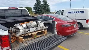 tesla electric car motor. Building A Lotus Evora With Tesla Electric Motor Engine Swap Depot Car T